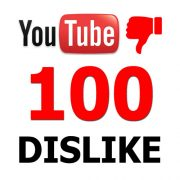 100-youtube-dislike