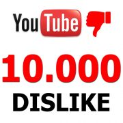 10000-youtube-dislike