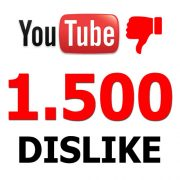 1500-youtube-dislike