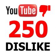 250-youtube-dislike