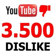3500-youtube-dislike