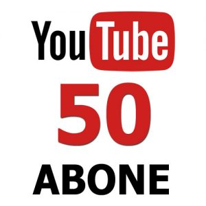 50-youtube-abone-yeni